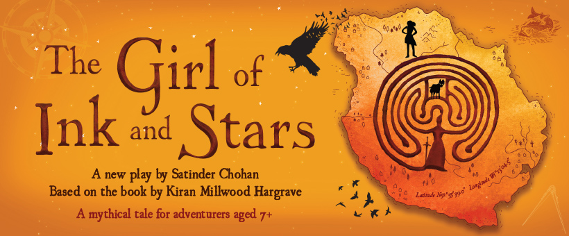 Poster image for The Girl of Ink and Stars