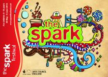 The New Spark Festival Brochure is Out Now