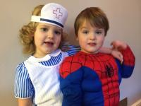 'Be a Hero for The Spark' Leicester schools dress up this Valentines Day